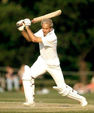 David Gower — International Cricketer