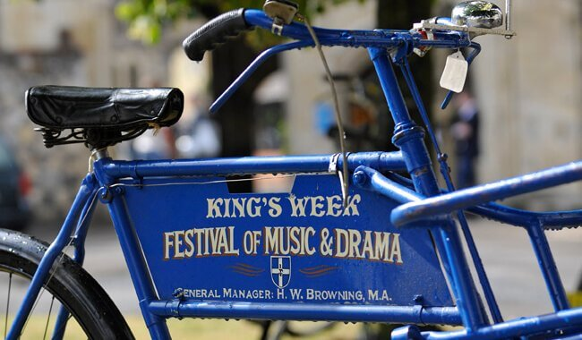 King's Week1