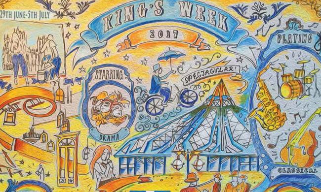King's Week2