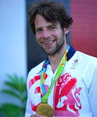 Tom Ransley MBE — Olympian