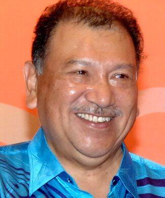 Tunku Imran — Former Commonwealth Games President