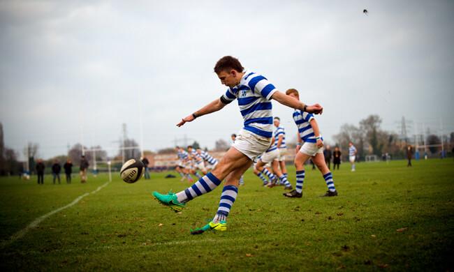 Rugby landscape