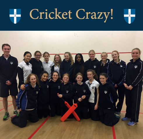 ec6b8aff809 King s girls bowled over by cricket