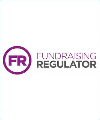 Fundraising regulator small