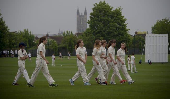 Girls' Cricket