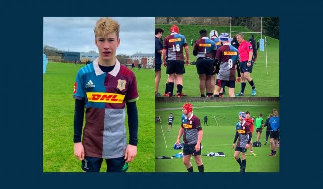 Harrison MacKinnon Rugby
