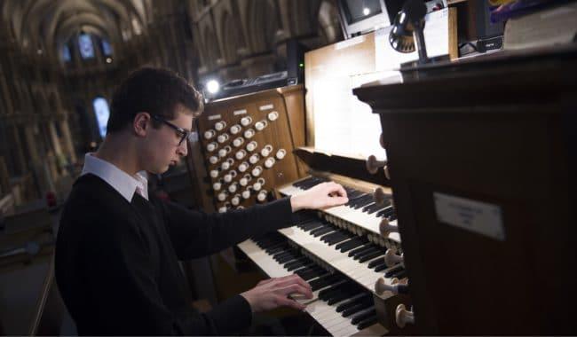 Dewi Rees Organ