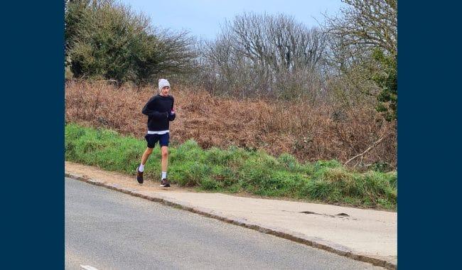 Henry O'Connor Marathon Jersey