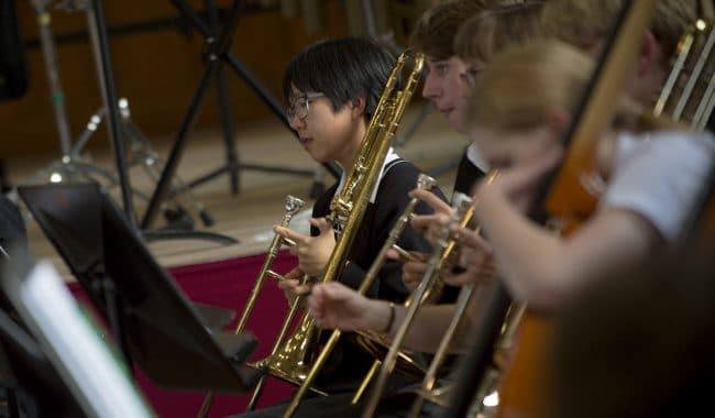 King's School Canterbury Music