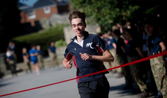 Matt Stonier Athletics