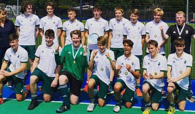 Canterbury Hockey Club Under-16s
