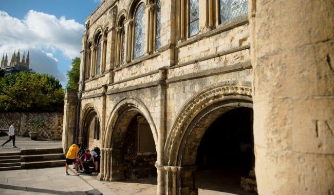 Memorial Court, Canterbury