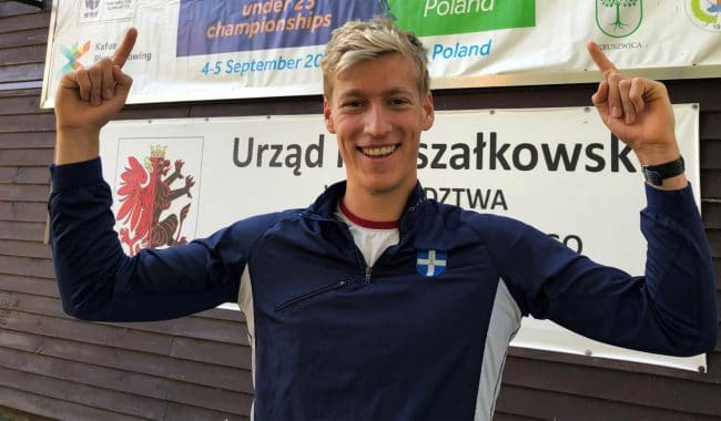 Freddie Allinson Rowing
